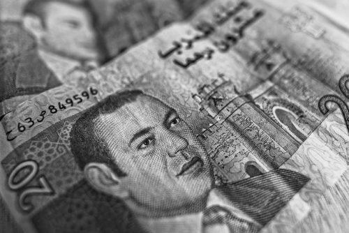 モロッコのお金