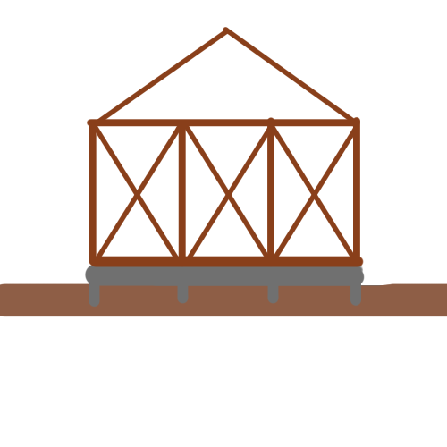 現代家の構造